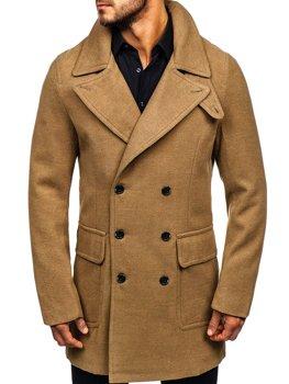 Camelovy pánsky zimní kabát Bolf 1048