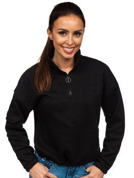 Černá dámská mikina Bolf KSW2029