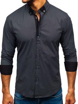 818ee1bc4d5 Pánské košile s dlouhým rukávem