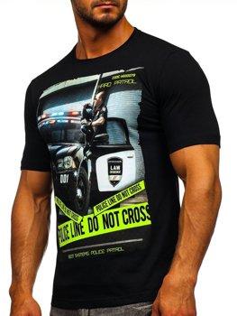 Pánská trička s potiskem 4bb0938e48