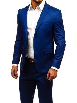 Indygo pánský oblek Bolf 172000