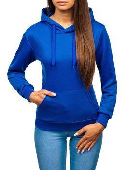 Modrá dámská mikina Bolf wb11001