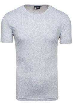 Pánské tričko BOLF T30 šedé