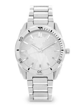 Stříbrné pánské ocelové hodinky Bolf 5690