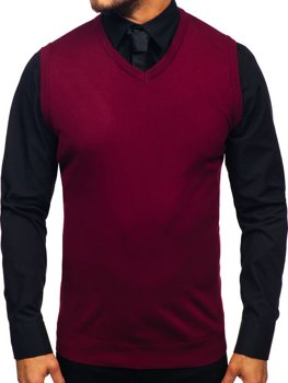 Vínovy pánsky svetr bez rukáv? Bolf 2500