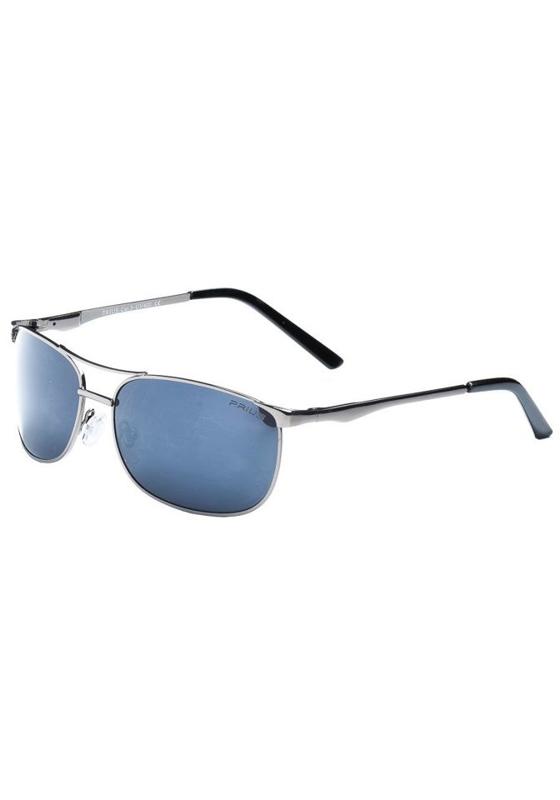 Grafitové pánské sluneční brýle Bolf P202B
