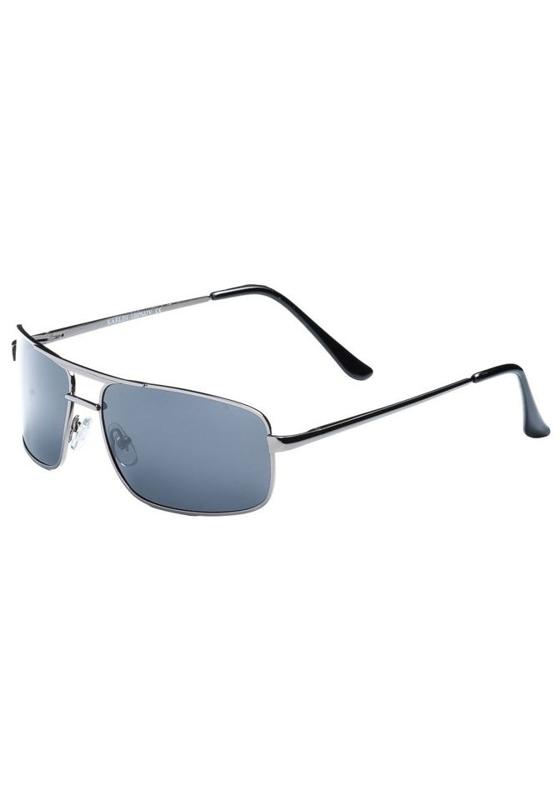 Grafitové pánské sluneční polarizační brýle Bolf KRP3