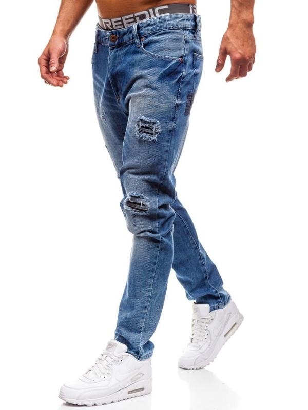 Pánské modré džíny Bolf 0167