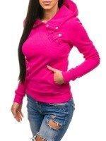 Růžová dámská mikina Bolf 15S