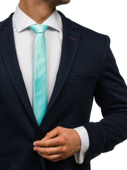 Mátová pánská elegantní kravata Bolf K001