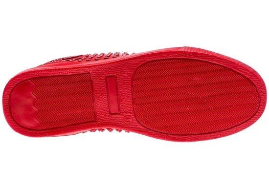 Pánská červená obuv Bolf 3018