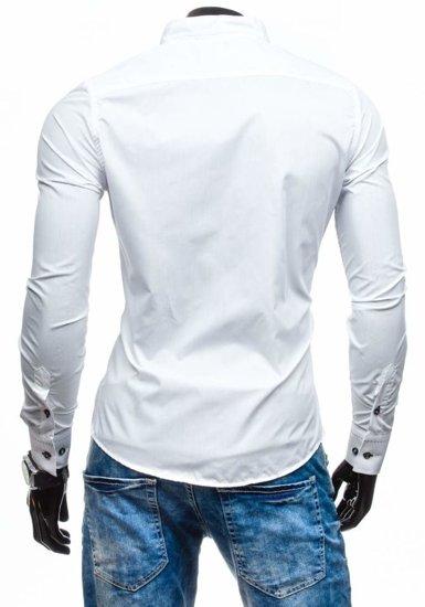 Pánská košile BOLF 5720-1 bílá