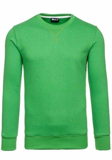 Pánská mikina BOLF 44S zelená