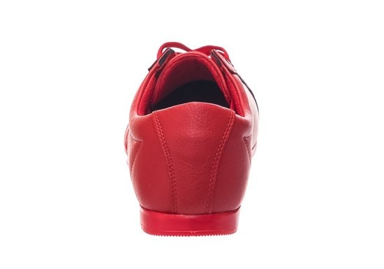 Pánské polobotky LUCIO GABBANI 603S červené