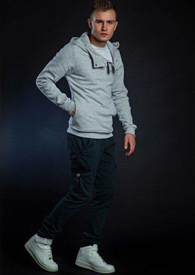 Stylizace č. 43 - mikina s kapucí, tričko, jogger kalhoty