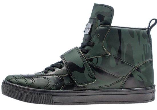 Zelená pánská obuv Bolf 8003