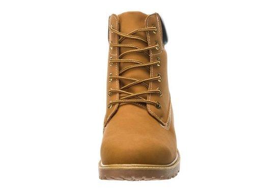 Žlutá pánská obuv Bolf 01A