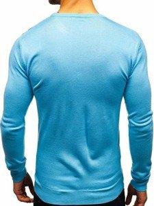 Blankytný pánský svetr Bolf 2300