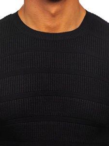Černý pánský svetr Bolf 4357