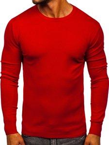 Červený pánský svetr Bolf YY01