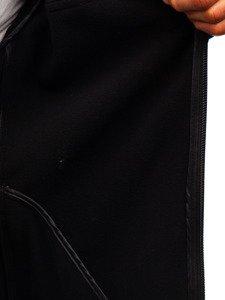 Modrá pánská softshellová bunda Bolf 56005
