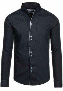 Pánská košile BOLF 5720-1 černá