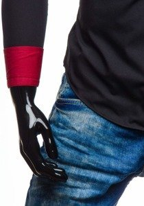 Pánská košile BOLF 5819 černá