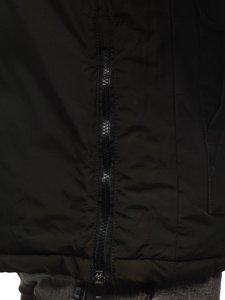Zelená pánská zimní bunda Bolf 1827
